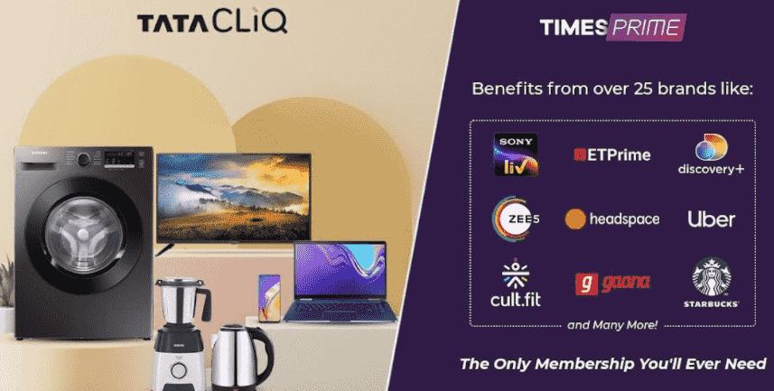 Tata CLiQ and Times Prime Redefine Strategic Partnership