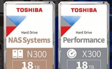 Toshiba releases X300 and N300 18TB mechanical hard disk