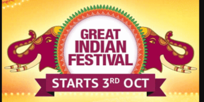 Amazon Great Indian Festival Sale 55 inches Smart TV