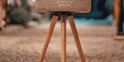 Sevenaire Saturn Speaker Table