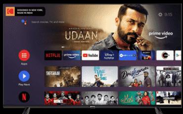 kodak CA PRO Android TVs during Flipkarts Big Diwali Sale